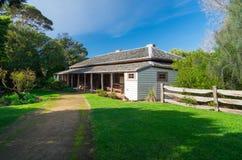 Αγροτικό σπίτι McCrae στο Mornington Pensinsula Στοκ Εικόνες