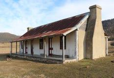 Αγροτικό σπίτι Orroral Στοκ Φωτογραφία