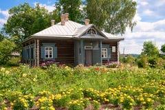 Αγροτικό σπίτι Suvorov μουσείων Στοκ Φωτογραφία