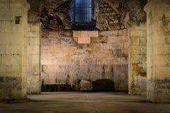 Αγροτικό υπόγειο υπόβαθρο Στοκ Εικόνα