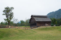 Αγροτικό υπόστεγο Στοκ εικόνα με δικαίωμα ελεύθερης χρήσης