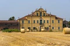 αγρόκτημα Ιταλία Πάδοβα Ού& Στοκ Φωτογραφία