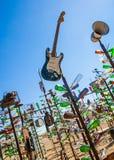 Αγρόκτημα Καλιφόρνια δέντρων μπουκαλιών Elmers Στοκ φωτογραφίες με δικαίωμα ελεύθερης χρήσης