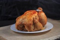 αγρόκτημα κοτόπουλου που ενσωματώνεται κοντά στο ρεύμα πουλερικών στοκ φωτογραφίες με δικαίωμα ελεύθερης χρήσης