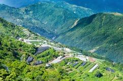 Αγρόκτημα στην Ταϊβάν στοκ εικόνες