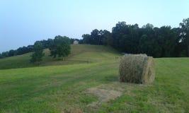 Αγρόκτημα της δυτικής Βιρτζίνια Στοκ φωτογραφία με δικαίωμα ελεύθερης χρήσης