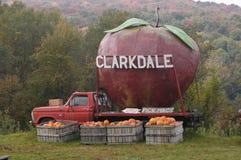 Αγρόκτημα φρούτων Clarkdale Στοκ Φωτογραφίες