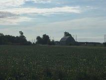 Αγρόκτημα χώρας στοκ φωτογραφία με δικαίωμα ελεύθερης χρήσης
