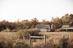 Αγρόκτημα χώρας Στοκ Φωτογραφίες