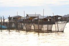 Αγρόκτημα ψαριών Στοκ εικόνα με δικαίωμα ελεύθερης χρήσης