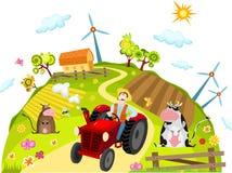 αγρόκτημα