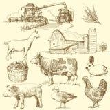 αγρόκτημα Στοκ Εικόνες