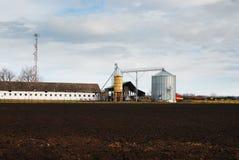 Αγρόκτημα Στοκ εικόνα με δικαίωμα ελεύθερης χρήσης
