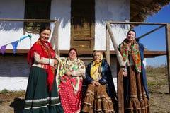Αγρόκτημα Cossack στοκ εικόνες