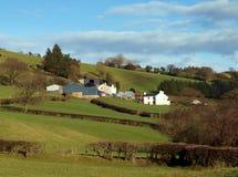 Αγρόκτημα Hill στοκ εικόνα