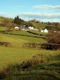 Αγρόκτημα Hill Στοκ φωτογραφία με δικαίωμα ελεύθερης χρήσης