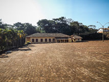 Αγρόκτημα Lageado, Botucatu, Βραζιλία στοκ εικόνες