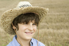 αγρότης μικρός Στοκ φωτογραφία με δικαίωμα ελεύθερης χρήσης