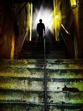 αγωνία μυστηρίου Στοκ εικόνα με δικαίωμα ελεύθερης χρήσης