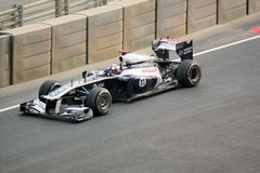 Αγωνιστικό αυτοκίνητο Formula 1 Στοκ Φωτογραφίες
