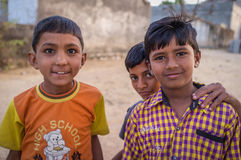 αγόρια τρία Στοκ φωτογραφία με δικαίωμα ελεύθερης χρήσης