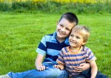Αγόρια στοκ εικόνα με δικαίωμα ελεύθερης χρήσης