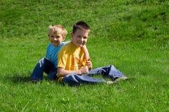 Αγόρια στοκ εικόνες με δικαίωμα ελεύθερης χρήσης