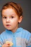 αγόρι έκπληκτο Στοκ φωτογραφία με δικαίωμα ελεύθερης χρήσης