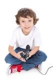 αγόρι λίγα Στοκ εικόνα με δικαίωμα ελεύθερης χρήσης