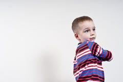 αγόρι λίγα Στοκ Φωτογραφία
