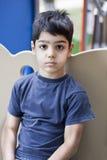αγόρι λίγο πορτρέτο Στοκ εικόνα με δικαίωμα ελεύθερης χρήσης