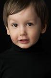 αγόρι λίγο πορτρέτο Στοκ Φωτογραφία