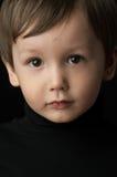 αγόρι λίγο πορτρέτο Στοκ Φωτογραφίες