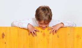αγόρι αναιδές Στοκ φωτογραφία με δικαίωμα ελεύθερης χρήσης