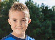 αγόρι αρκετά Στοκ φωτογραφία με δικαίωμα ελεύθερης χρήσης