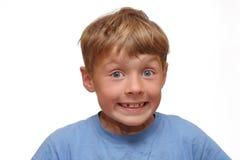 αγόρι αστείο Στοκ Φωτογραφίες