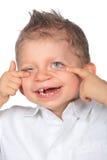 αγόρι αστείο Στοκ εικόνα με δικαίωμα ελεύθερης χρήσης