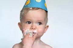 αγόρι γενεθλίων Στοκ φωτογραφία με δικαίωμα ελεύθερης χρήσης