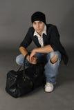 αγόρι γοητευτικό Στοκ φωτογραφία με δικαίωμα ελεύθερης χρήσης