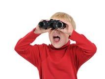 αγόρι διοπτρών ευτυχές στοκ φωτογραφίες με δικαίωμα ελεύθερης χρήσης