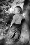 αγόρι ελάχιστα υπαίθρια στοκ φωτογραφίες με δικαίωμα ελεύθερης χρήσης