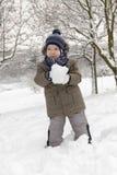 αγόρι ευτυχές λίγα Στοκ Φωτογραφίες