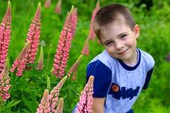 αγόρι ευτυχές Στοκ Φωτογραφίες