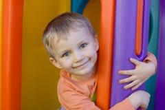 αγόρι ευτυχές Στοκ εικόνα με δικαίωμα ελεύθερης χρήσης