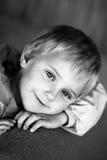 αγόρι ευτυχές Στοκ Εικόνες