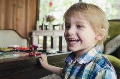 αγόρι ευτυχές Στοκ φωτογραφία με δικαίωμα ελεύθερης χρήσης