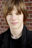 αγόρι εφηβικό Στοκ εικόνες με δικαίωμα ελεύθερης χρήσης