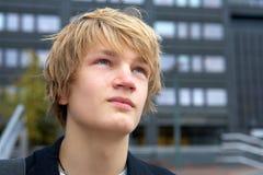 αγόρι εφηβικό Στοκ Εικόνες