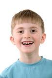 αγόρι εύθυμο Στοκ φωτογραφία με δικαίωμα ελεύθερης χρήσης