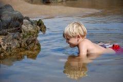 αγόρι εύθυμο Στοκ εικόνες με δικαίωμα ελεύθερης χρήσης